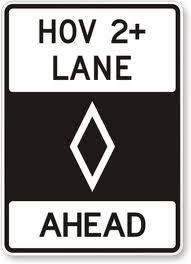 HOV_lane