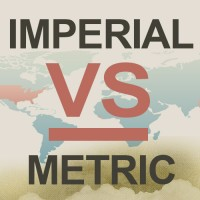Imperial vs Metric System