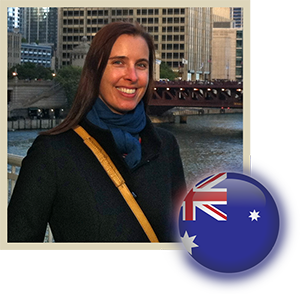 Expat Interview with Rebecca from Australia