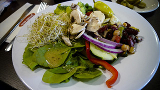 From the salad buffet at Jason's Deli (Photo: Flickr/ monica.shaw)
