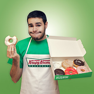 Krispy Kreme (Photo: Flickr/Jorge Valle)