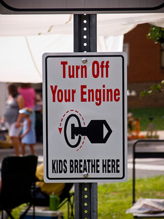That's a really good sign. Unfortunately not in my daughter's school. (Photo credit: Andy Ciordia / Foter / CC BY-NC-ND)