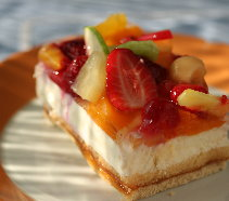 Delicious pastry from my favorite German bakery – Bäckerei Rieser in Simmerberg